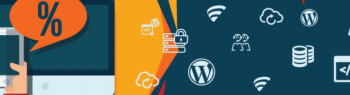 Promoções dos produtos especializados em WordPress da Apiki