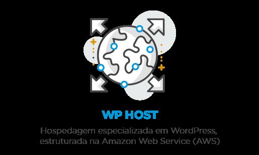 hospedagem WordPress especializada, segura e rápida.