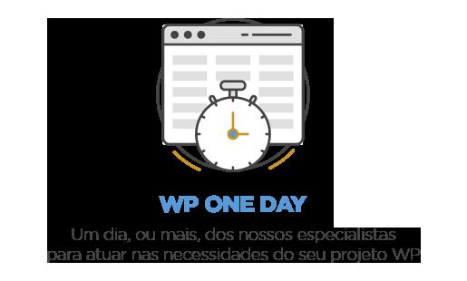 Manutenção WordPress realizada por especialistas, para quando que precisar.